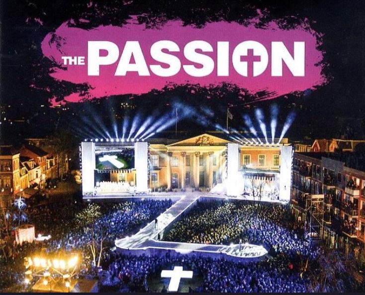 Wil jij meelopen met the Passion?