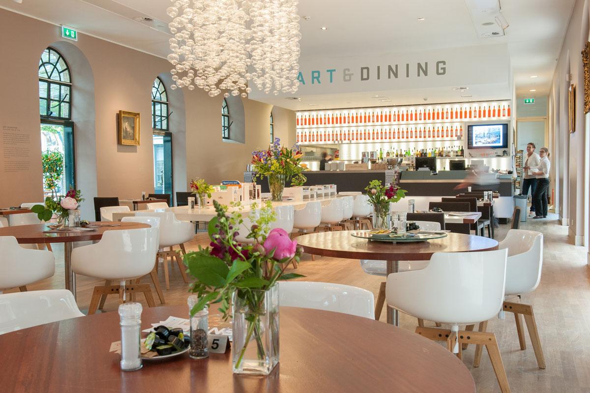 Art & Dining