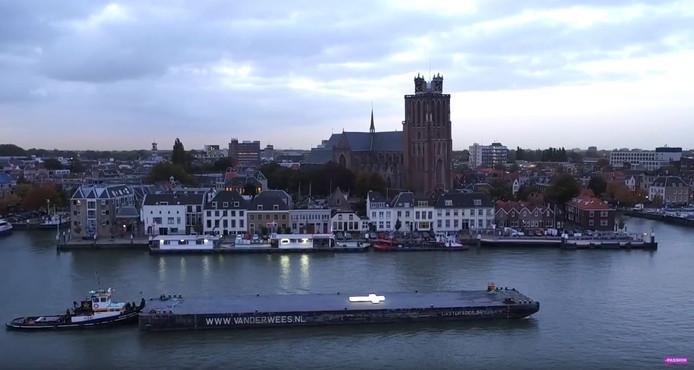 Eerste beelden van the Passion in Dordrecht