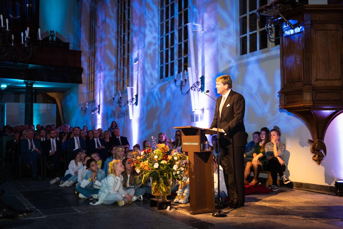Openingsceremonie Synode 400 Dordrecht Augustijnenkerk
