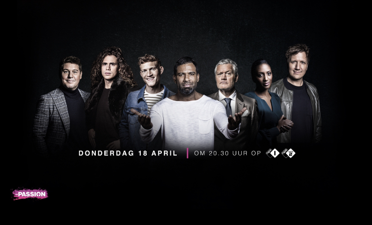 Hoofdrollen The Passion 2019 onthuld